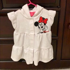 NWOT Disney Minnie Mouse Swim Cover Up